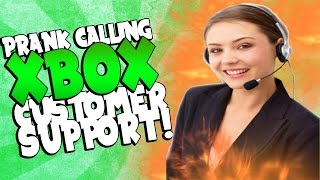 Trying To Buy A Jtag Xbox 360 From Xbox Customer Support! (Prank Call)