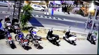 Horrible Car Accident in Pune Killed Innocents caught on CCTV Footage (HD)