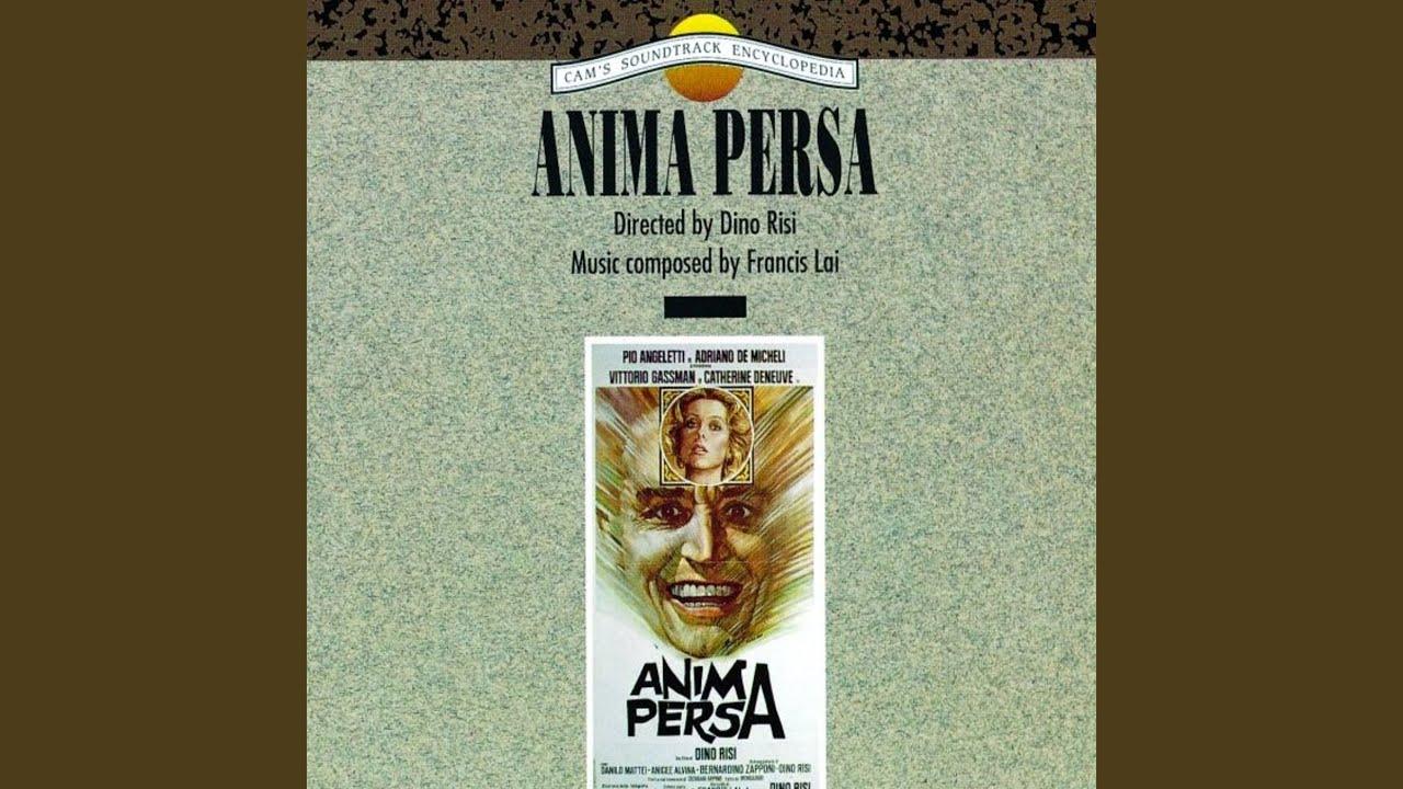 Anima Persa 1977 zia elisa