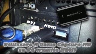 Come registrare da PC con la Elgato Game Capture HD