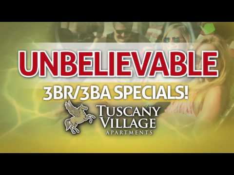 Stu - Tuscany Village Apartments Spring Deals!