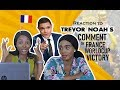 Reaction To Trevor Noah's Comment On France World Cup Victory #DailyShow #TrevorNoah