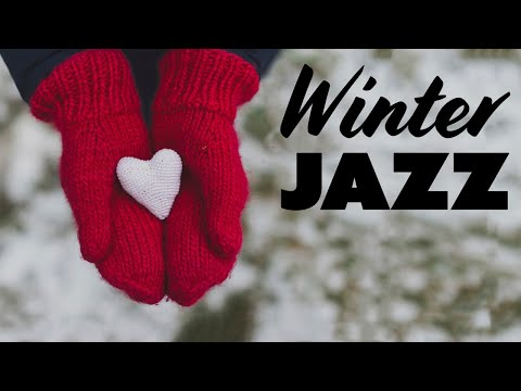 Winter Snow JAZZ Music - Lounge JAZZ & Bossa Nova for Sress Relief