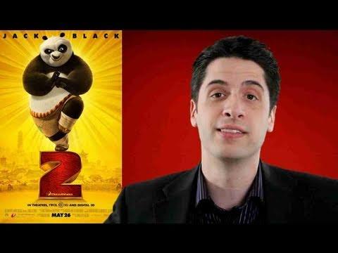 Kung Fu Panda 2 movie review