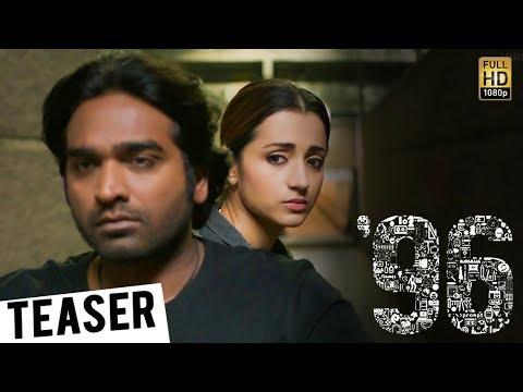 96 Official Teaser Review | Vijay Sethupathi, Trisha Krishnan | C. Prem Kumar