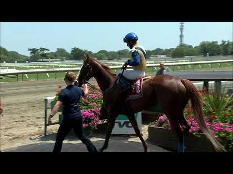 video thumbnail for MONMOUTH PARK 7-28-19 RACE 2