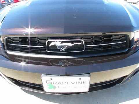 2012-ford-mustang-v6-premium-start-up,-exterior/-interior-review