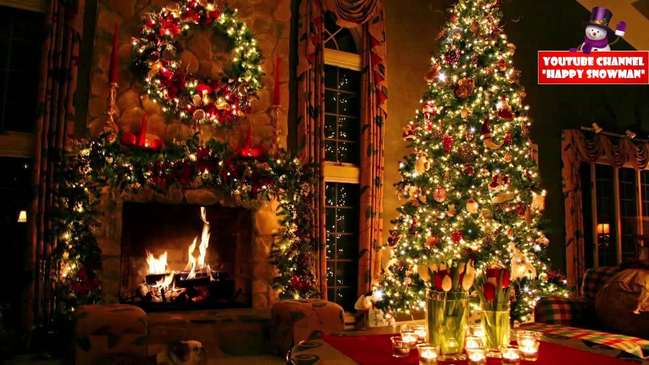 🎄 CHRISTMAS SONGS 🎅 1 hour of Christmas music ⛄ HAPPY SNOWMAN ...