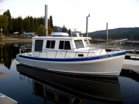 Seaway 25 Coastal Cruiser At Lake Pend 39 Oreille Id Mov