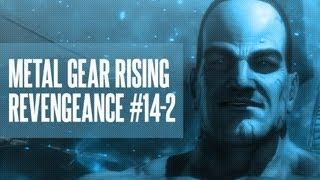Metal Gear Rising: Revengeance #14-2: And he took no damage.