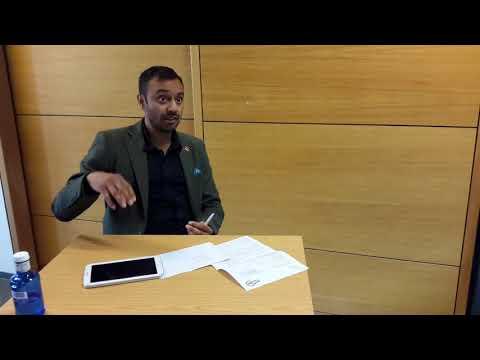 Dr Alpesh Maisuria UEL CELT TV SLTA Interview
