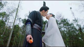 清落 💖 男主粘好婚書,超甜的橘子吻上線啦 💖 Chinese Television Dramas