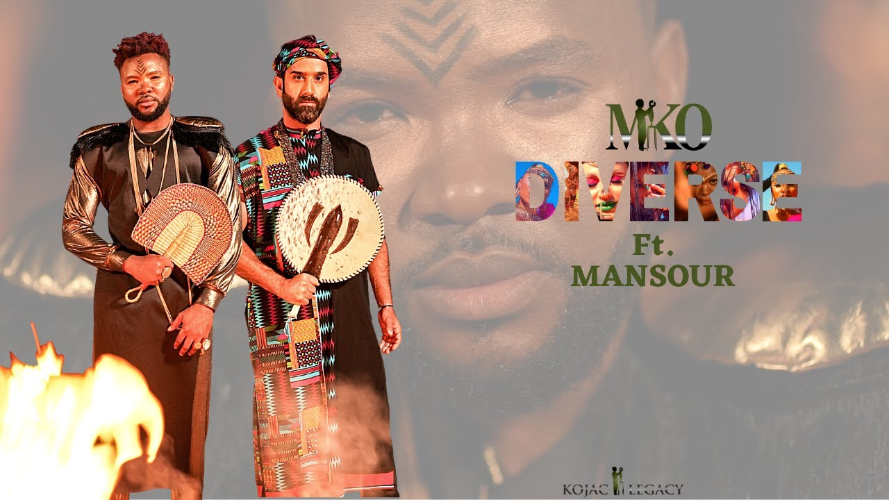 MKO - Diverse Ft. Mansour (Official Video)