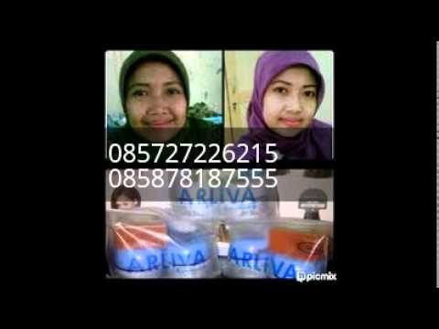 085727226215 Paket cream arliva super whitening soap