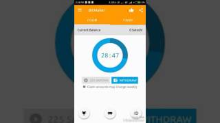 How to make Unlimited Stoshi in Hindi   Unlimited Satoshi Kmaye bs 1 App Download Krke