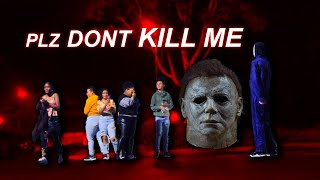 TERRIFYING MICHAEL MYERS PRANK IN PUBLIC | HALLOWEEN