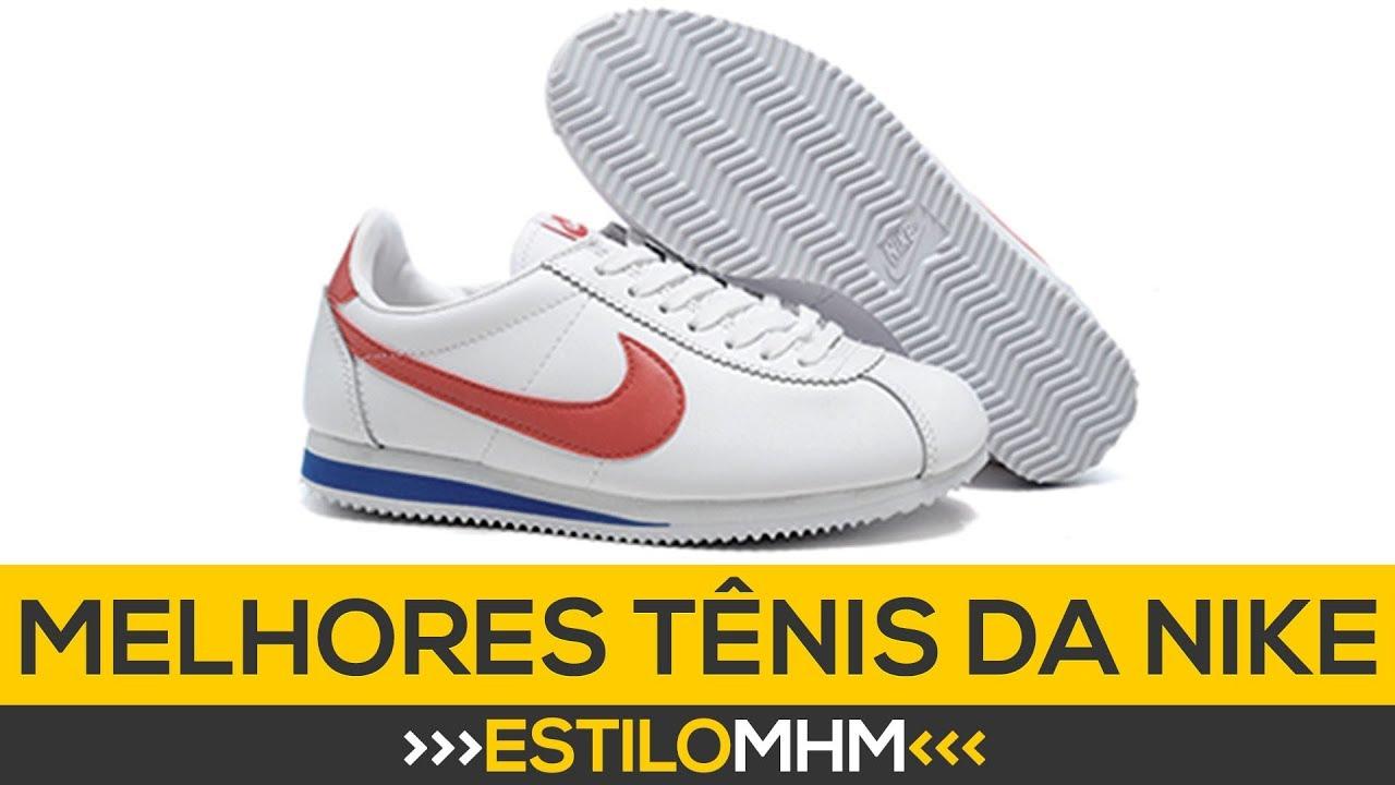 fc93a1a0f5de2 6 Melhores tênis masculinos da Nike que você TEM QUE TER - YouTube