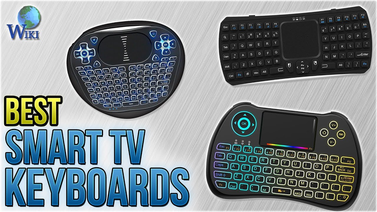 10 Best Smart TV Keyboards 2018