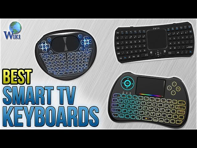 Best Wireless Keyboard And Mouse For Tv