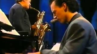 "Ronnie Cuber, Baritone Sax - ""Max & Pack"" (I Got Rhythm) - DRS TV Studio, Zurich, 1993"