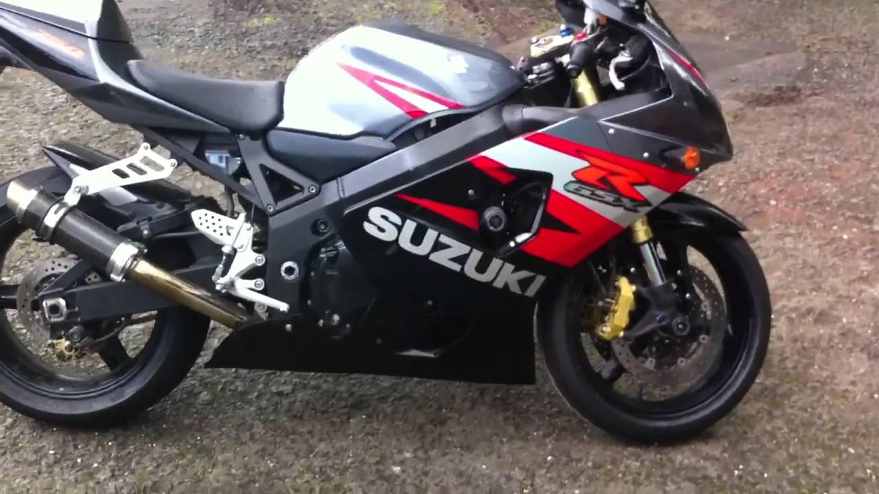 Suzuki Gsxr Red