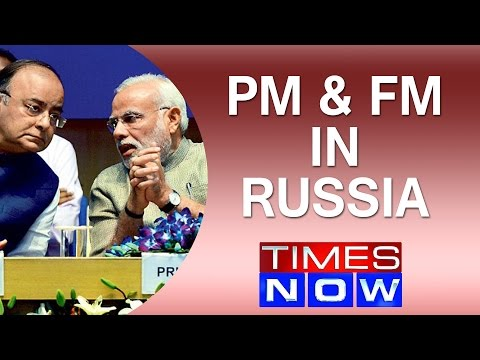 PM & FM In Russia | India's power push: Report from Ufa