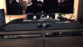 Maxell Sb-3000 Soundbar teszt