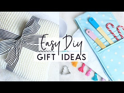 DIY Christmas Gifts on a Budget 🎁 Easy Christmas Gift Basket Ideas