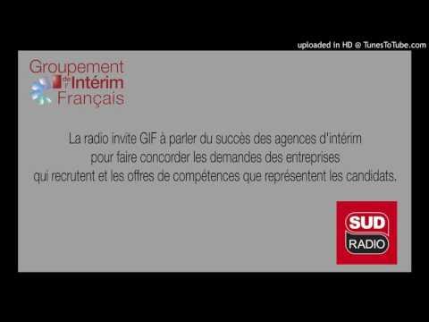 Passage Sudradio - Le succès des agences d'interim GIF