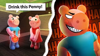 GEORGE PIGGY WAS EVIL ALL ALONG.. (Roblox)