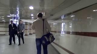 подземный переход, 3(три) вокзала Москвы