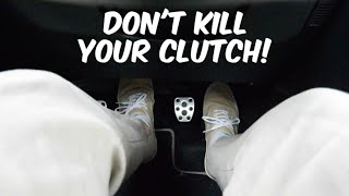 How to Downshift Cleanly