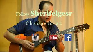 عمرو دياب - وحشتيني - جيتار شريف الجسر - Sherif Elgesr Guitar Vocal Cover - Amr Diab - Wahashtiny