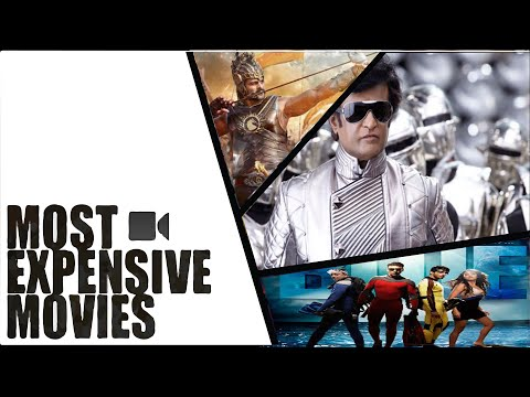 Top 10 Most Expensive Indian Films || Top10INDIA