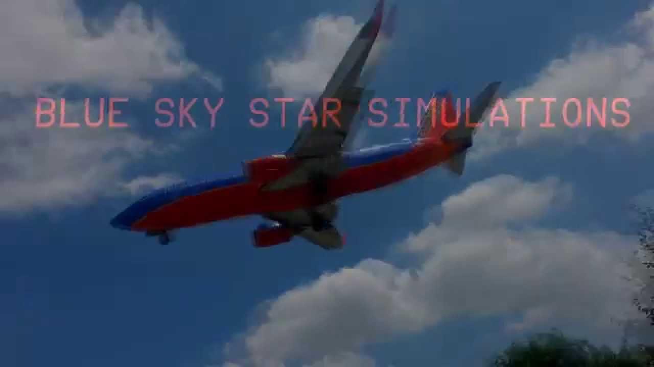 Blue Sky Star Simulations Sound/ Платные пакеты звуков (FSX