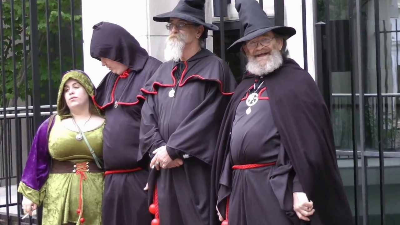 Salem MA Halloween 2012 - YouTube