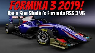RSS 3 - Race Sim Studio's First Free Mod for Assetto Corsa
