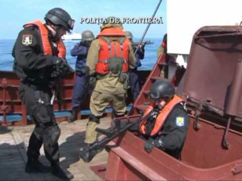 International mission on the Black Sea