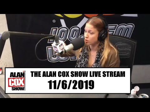 The Alan Cox Show - The Alan Cox Show Live Stream (11/6/2019)