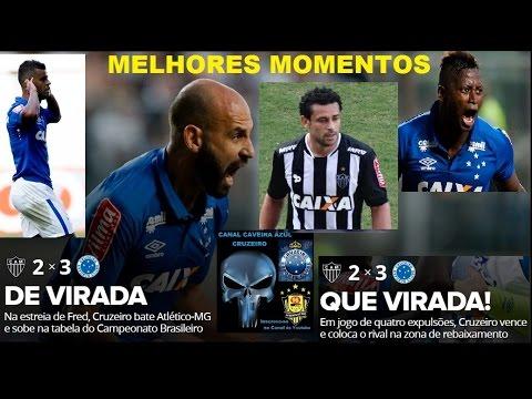 Atlético-MG 2 X 3 Cruzeiro Narração 98Futebol Clube 98Live 98FM Melhores Momentos Brasileiro 16 7ªR.