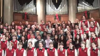 alumni join ccw for holiday concert