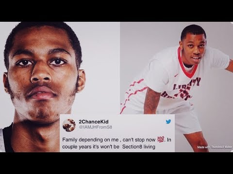 James Hampton, Class Of 2019 Prospect Dies After Collapsing During AAU Game  FULL STORY