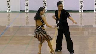 4K 2017 55th All Japan University Students Invitational Dance Sport...