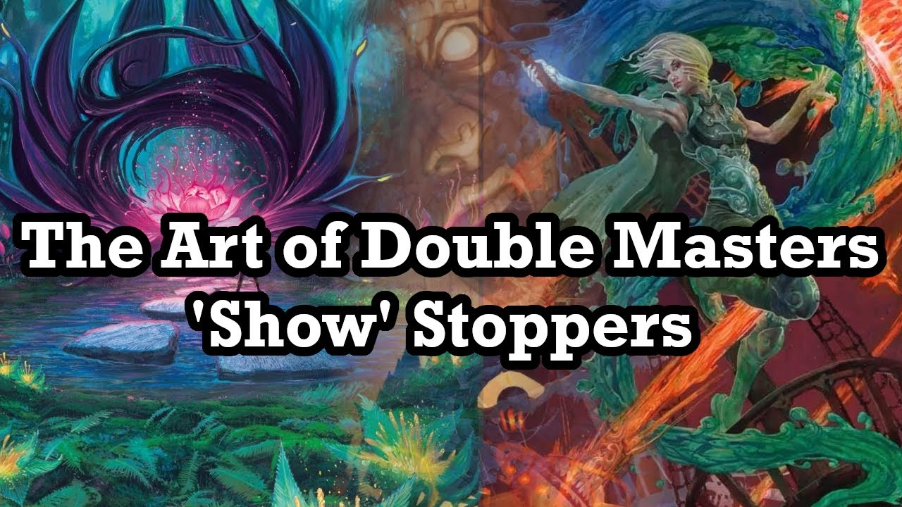 Download Double Masters Art: The Good, The Bad, and the Ugly
