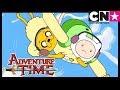 Время приключений   Зимний свет   Cartoon Network