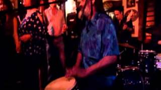 Jerimiah Marques & the Blue Aces - Monkey Man
