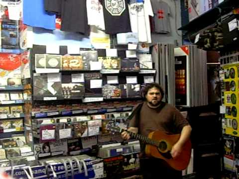 Chris T-T LIVE at Banquet Records Kingston!