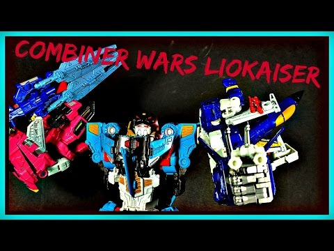 Transformers Generations: Combiner Wars || Platinum Edition