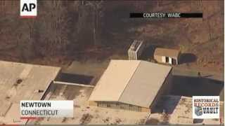 4th Shooter Discovered? Two Not One In Woods Behind Sandy Hook Elementary School
