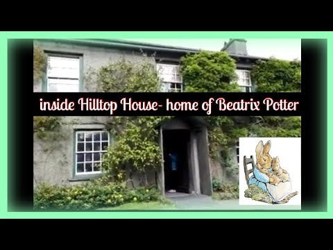 Hill Top Farm: Home Of Beatrix Potter: A Little Tour And My Thoughts: Enjoy!